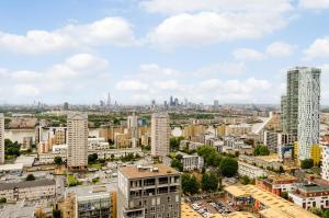 Native Canary Wharf, Apartmány  Londýn - big - 12