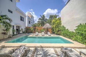 Paradise in Tulum - Villas la Veleta - V2, Ferienhäuser  Tulum - big - 1