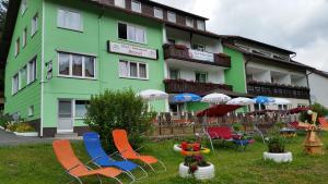 Hotel-Pension Dressel - Warmensteinach