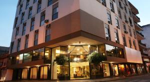 Provincial Plaza Hotel, Hotel  Salta - big - 32
