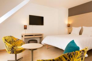 Escale Oceania Saint Malo, Hotels  Saint Malo - big - 8