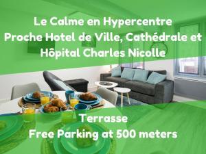 Le Cottage de l'Hotel de Ville - Le Mesnil-Esnard