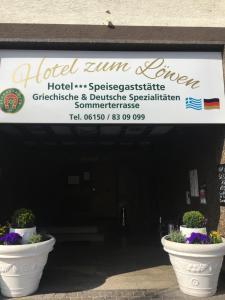 Hostales Baratos - Zum Löwen Hotel