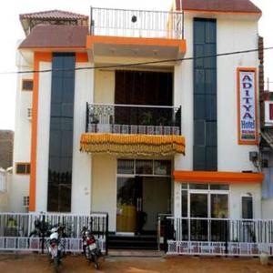 Auberges de jeunesse - Aditya Hotel Orchha