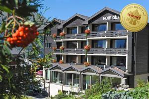 Hotel Gädi, Hotels  Grächen - big - 55