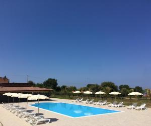 Borgo San Cosmo Tropea, Bed & Breakfasts  Brattirò - big - 52