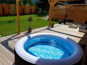 Housemuhlbach Wellness Aquaspa, Апарт-отели  Sappada - big - 140