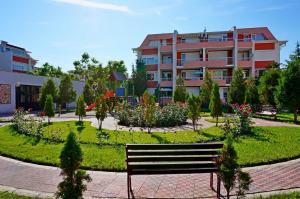 GT Sunny Fort Apartments, Apartments  Sunny Beach - big - 14