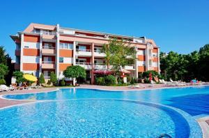 GT Sunny Fort Apartments, Apartments - Sunny Beach