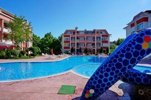 GT Sunny Fort Apartments, Apartments  Sunny Beach - big - 19