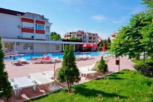 GT Sunny Fort Apartments, Apartments  Sunny Beach - big - 22