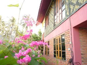 Village Beach House Phan 5, Nyaralók  Bangtau-part - big - 55