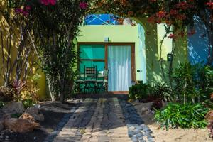 Ca' Mary with pool, Apartmanok  Santa Maria - big - 5