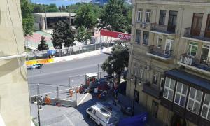 Neftiannikov Avenue Apartment, Апартаменты  Баку - big - 38