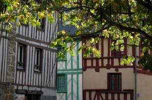 Hotel De Clisson Saint Brieuc, Hotels  Saint-Brieuc - big - 38