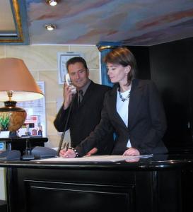 Hotel De Clisson Saint Brieuc, Hotels  Saint-Brieuc - big - 32