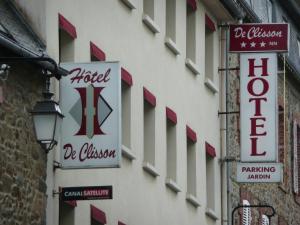 Hotel De Clisson Saint Brieuc, Hotels  Saint-Brieuc - big - 36