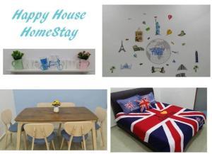 Happy House Homestay - Skudai