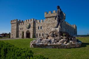 Kaloyanova Fortress, Арбанаси