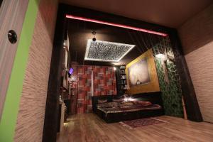 Дизайнерская квартира в индийском стиле - Sovkhoznyy