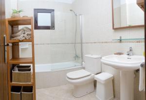 Oasis de Nazaret, Apartmanok  Nazaret - big - 46