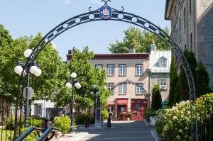 Auberges de jeunesse - Hotel Jardin Ste-Anne
