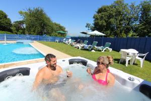 Luccombe Manor Country House Hotel, Hotels  Shanklin - big - 59