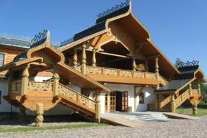 Mandrogi Hotel - Nizhniye Subbochintsy