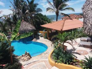 Villa Pelicano, Bed & Breakfasts  Las Tablas - big - 65