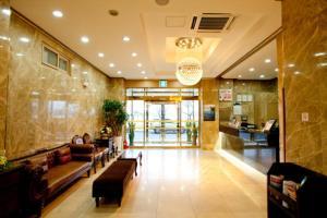 B&Beach Tourist Hotel, Отели  Йосу - big - 7