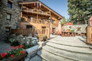 Park Hotel Mont Avic - Champdepraz