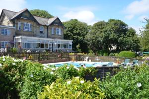 Luccombe Manor Country House Hotel, Hotels  Shanklin - big - 1