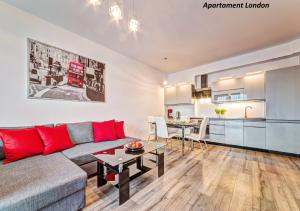 Apartamenty Homely Place 8 - Parking