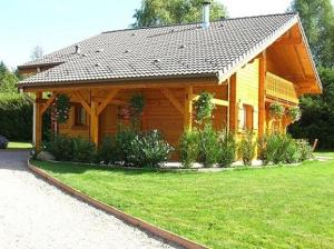Accommodation in Saint-Nabord