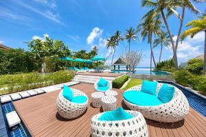 Beachfront Villa Baan Paradise