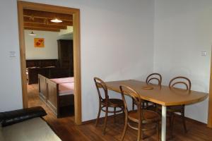 Tradiční apartmán, Aparthotels  Sněžné - big - 4