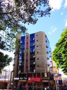 Hotel Monte Carlo Uberaba - Próximo ao Hospital UFTM , Hospital Dr Hélio Angotti e Hospital Regional Uberaba