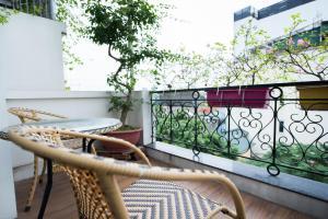 Hanoi HM Boutique Hotel, Hotely  Hanoj - big - 41