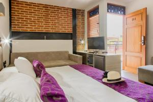 Hotel Boutique Casa Carolina, Hotels  Santa Marta - big - 93