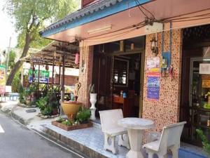Sangjun Guesthouse, Трат