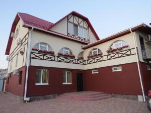 Gostievoi dom v Volokonovkie na Iesienina - Biryuch