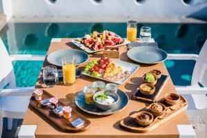 Portes Suites & Villas Mykonos, Hotel  Glastros - big - 73
