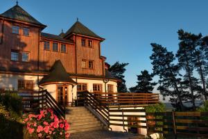 Hotel Veitsberg-Vitkova Hora - Březová