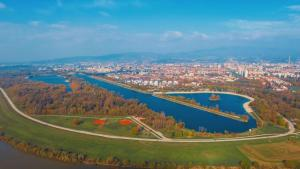Central ZG, Apartmány  Záhreb - big - 9