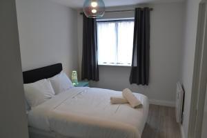 Central Apartments by Premier City, Apartmanok  Dublin - big - 21