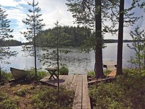 Holiday Home Lomatalo laurinniemi, Nyaralók  Luikonlahti - big - 7