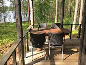 Holiday Home Lomatalo laurinniemi, Nyaralók  Luikonlahti - big - 15