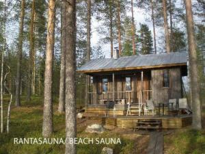 Holiday Home Lomatalo laurinniemi, Nyaralók  Luikonlahti - big - 24