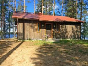 Holiday Home Lomatalo laurinniemi, Nyaralók  Luikonlahti - big - 31