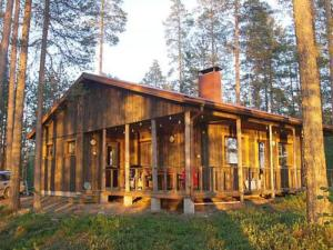 Holiday Home Lomatalo laurinniemi, Nyaralók  Luikonlahti - big - 32